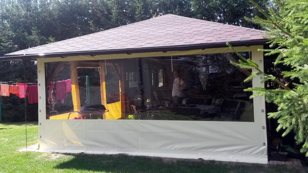Namiot ogrodowy na wymiar